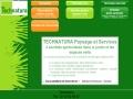 Image du site Technatura: entreprise paysagiste