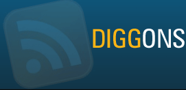 logo Diggons.com réalisé par InfoWebmaster