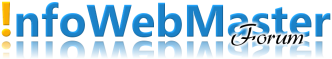 logo InfoWebMaster Forum