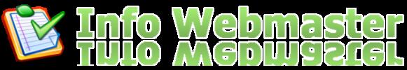Logo v1 du site InfoWebMaster