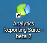 icône de Google Analytics Reporting Suite