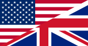 drapeau United-Kingdom amérique