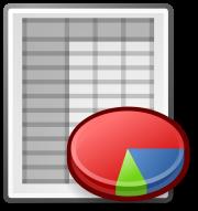 tableur statistiques camemberg