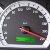 icône compteur de vitesse